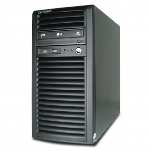 Systemax VLS Intel Dualcore FreeDOS Server REFURB